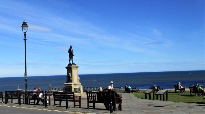 Captain Cook at Whitby