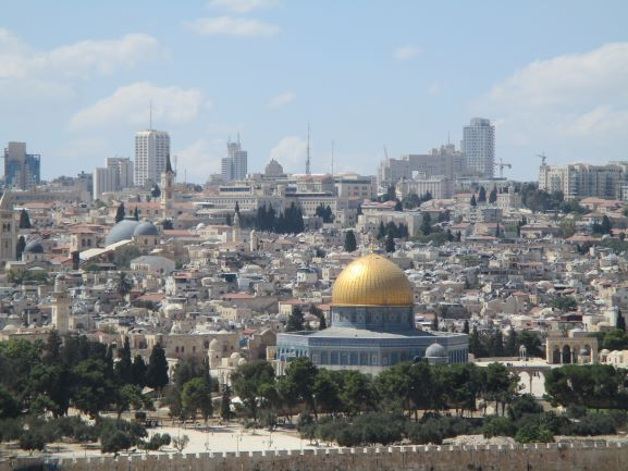 jerusalem in all its glory