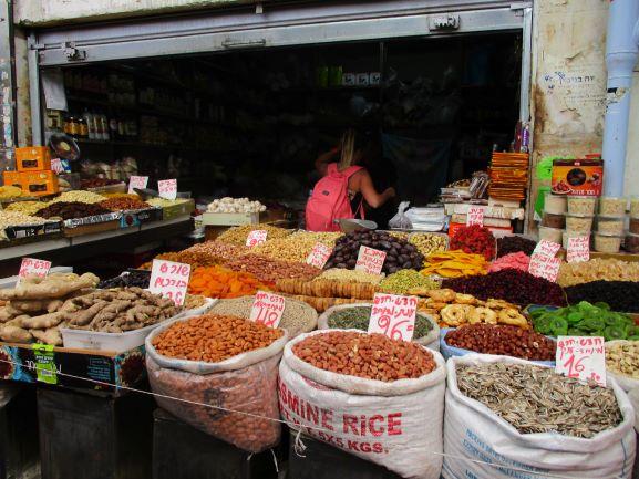 Mehane Yehuda Markets 1