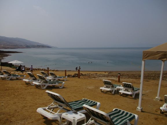 the Dead Sea ready for us