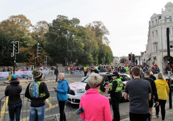 Marathon in Cardiff