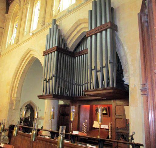 Nice organ