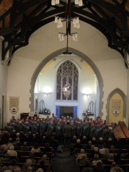 Northampton Male Voice Choir