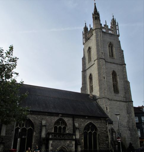 St John the Baptist Church Cardiff